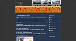 Preview of oakwood-shed.co.uk